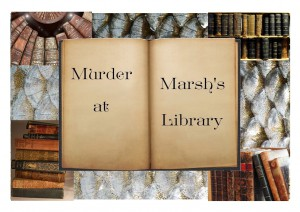 Murder at Marsh's Library